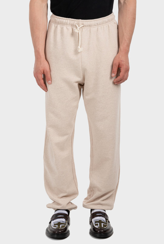 Cotton Sweatpants Oatmeal Melange