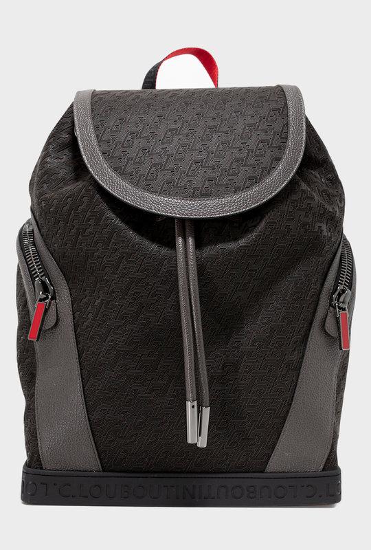 Explorafunk S Techno Backpack Black