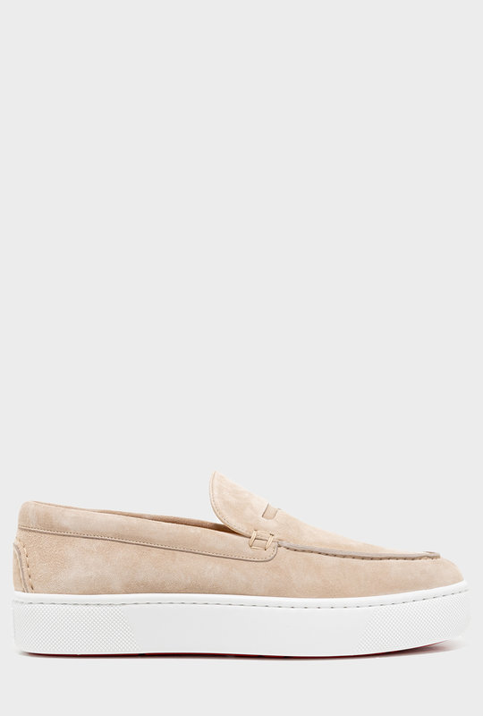 Paqueboat Loafers Calce