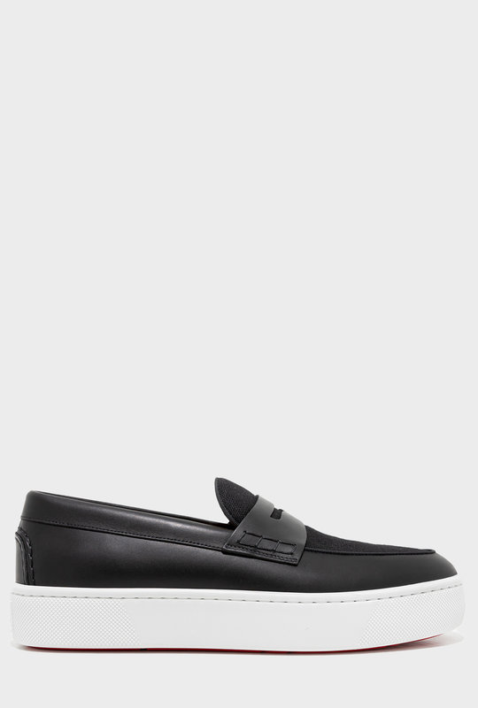 Paqueboat Loafers Black