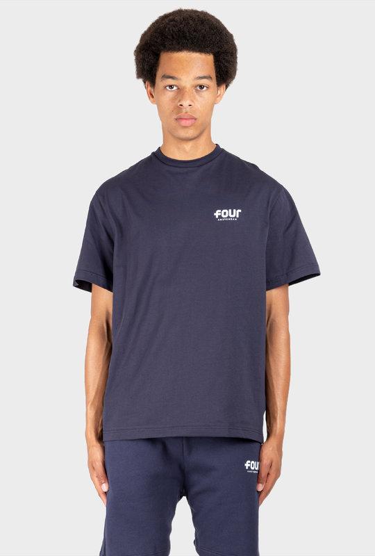 Logo T-Shirt Blue