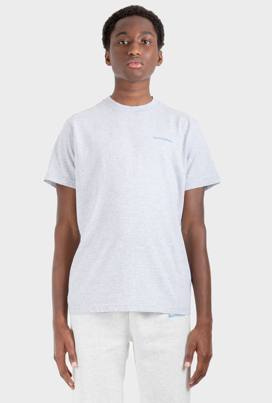 Drink Water T-Shirt Heather Gray