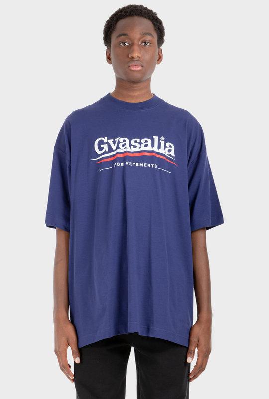Gvasalia T-Shirt Multi