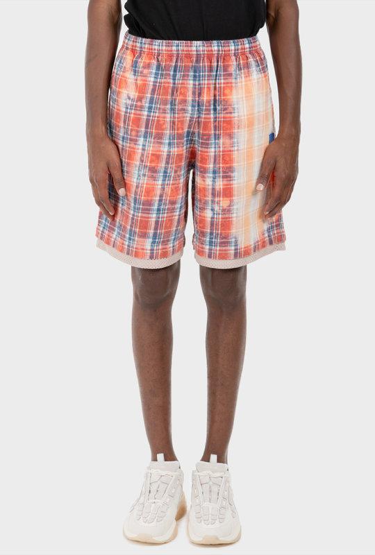 Flannel Shorts Multi