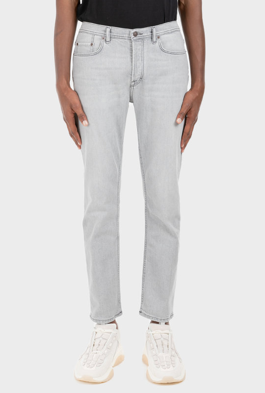 Slim Tapered Jeans Stone