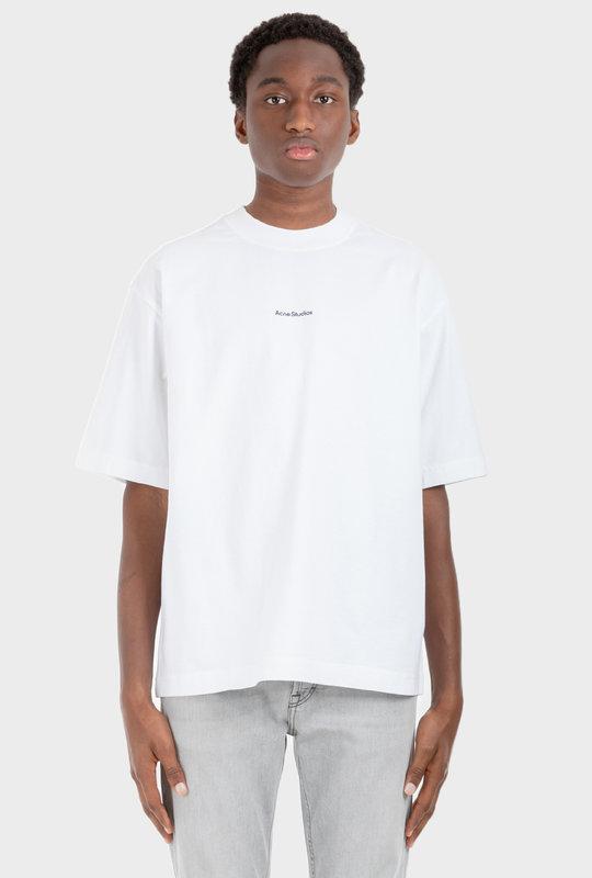 Printed T-Shirt Optic White