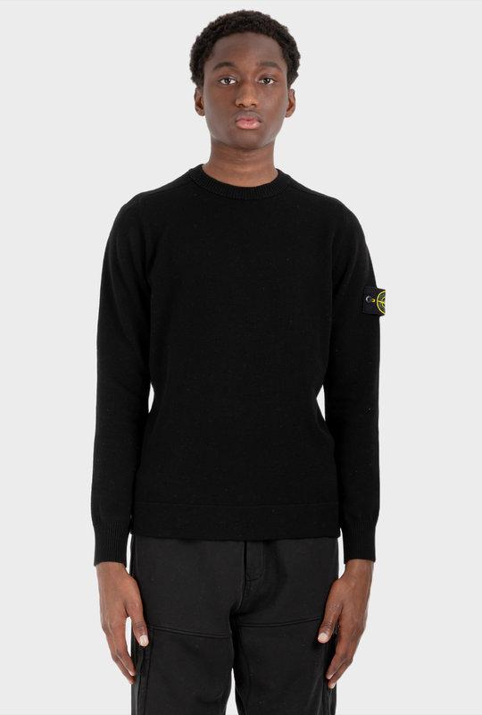 552D8 Knit Sweater Black
