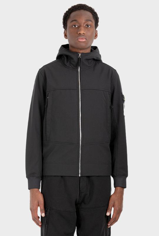 Q0122 Softshell Jacket Black