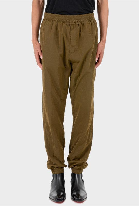 Jogger Pants Shifting Nylon Green