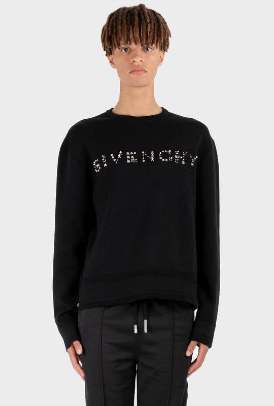Wool Sweater Black