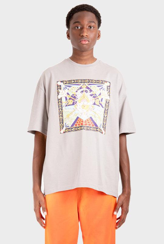 Leval T-shirt Grey