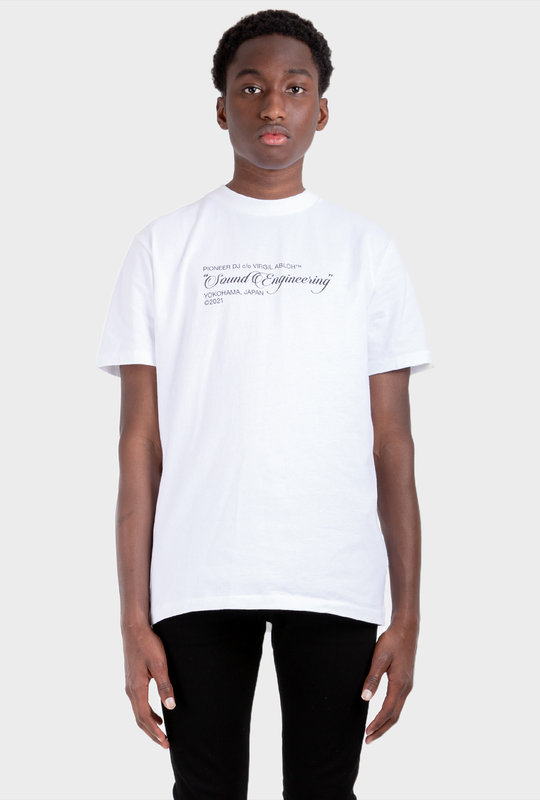 Pioneer Painting T-shirt White