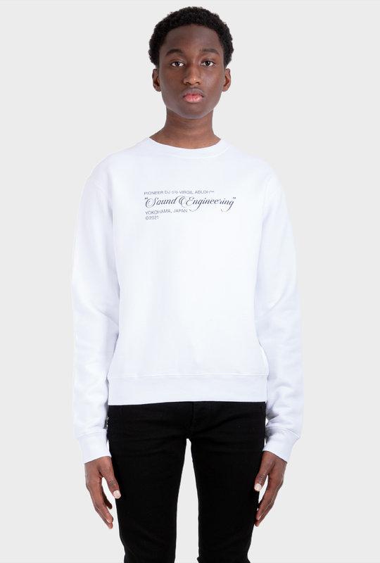 Pioneer Painting Sweatshirt White