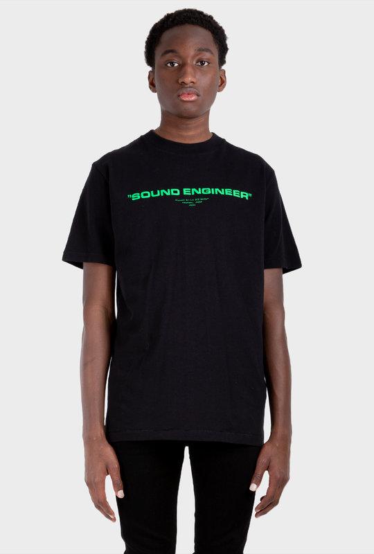 Pioneer Painting T-Shirt Black