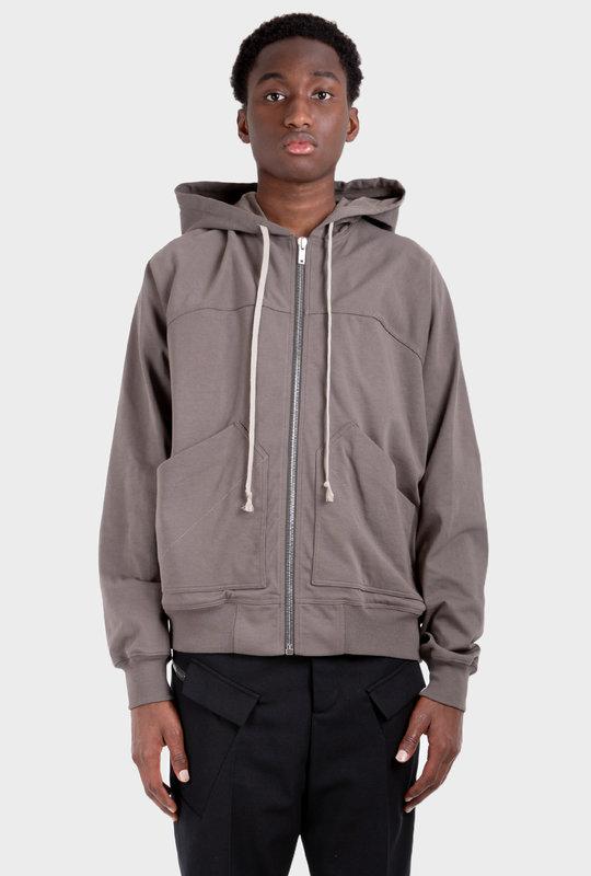 Classic Hooded Sweatshirt Black