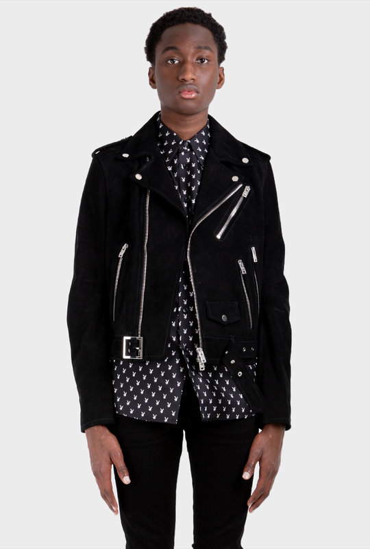 Leather Perfecto Jacket Black