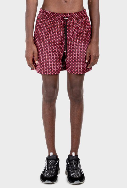 Velour Shorts Multi