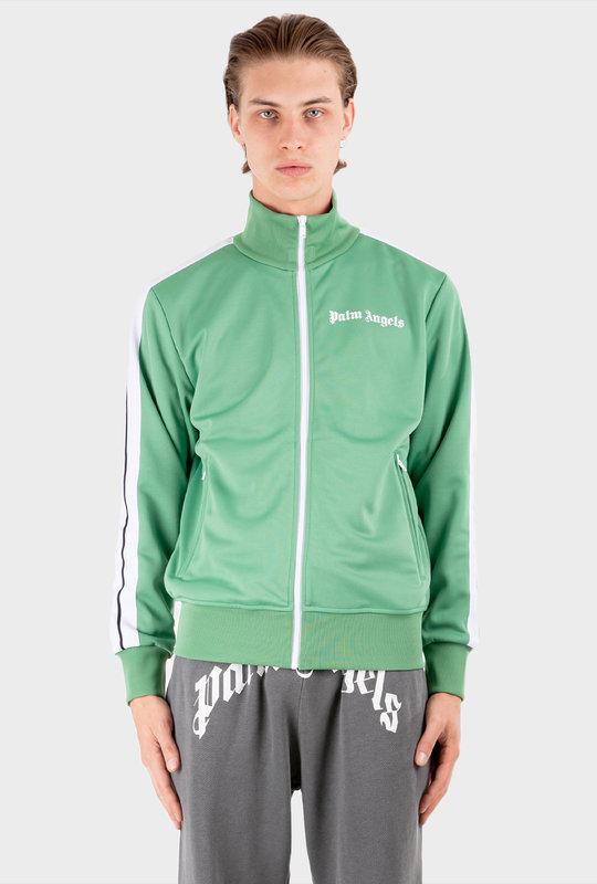 Track Jacket Green