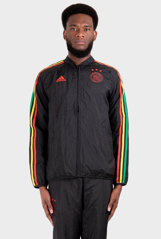 Ajax 3rd Jersey Jacket Black