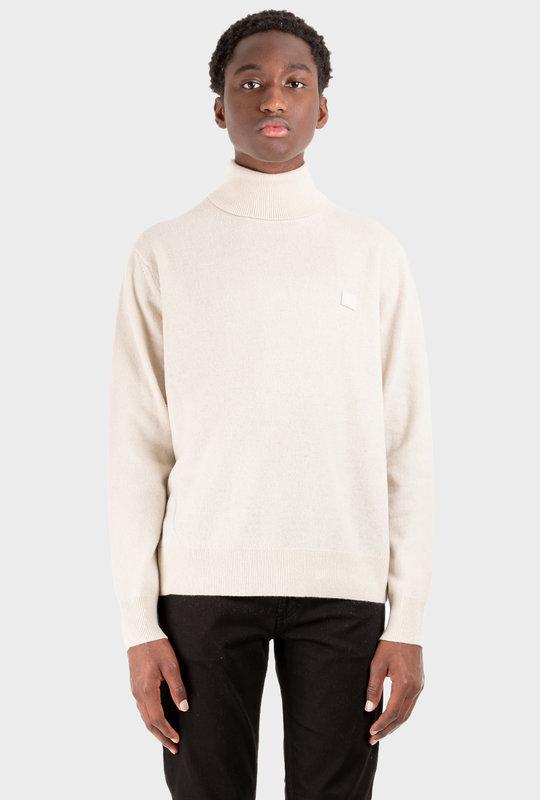 Turtleneck Sweater Cream