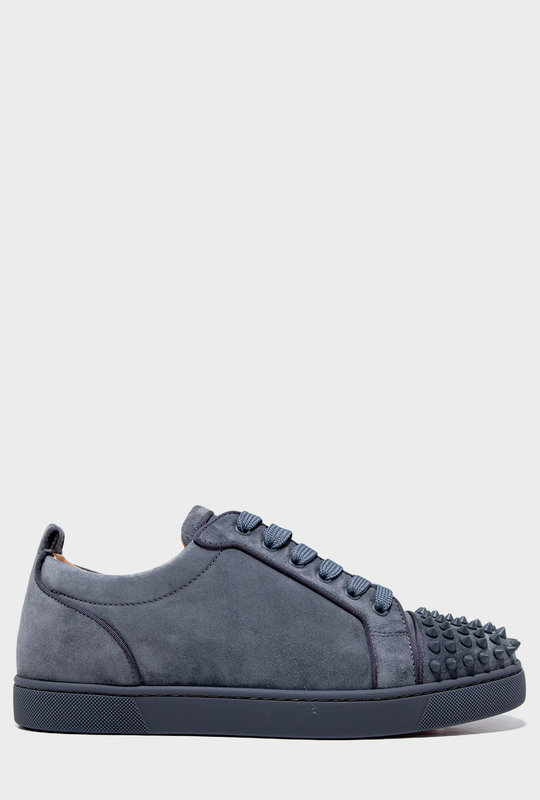 Louis Junior Spikes Orlato Flat Sneakers Grey