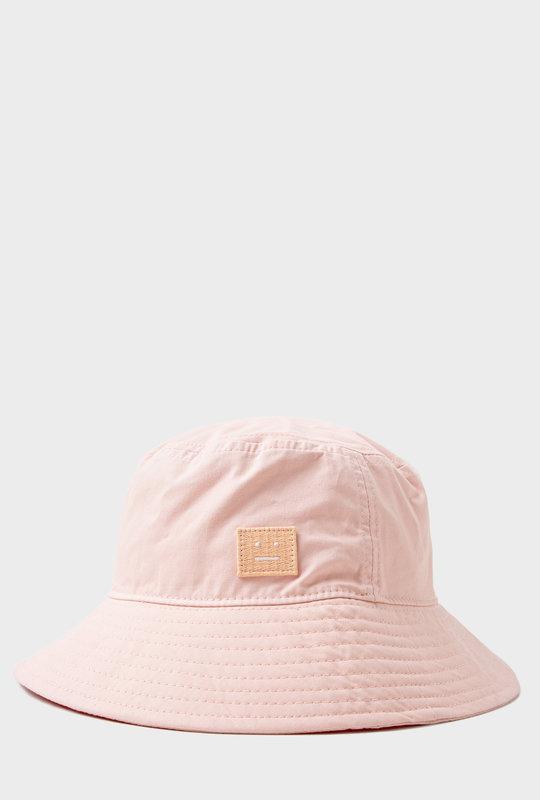 Cotton Bucket Hat Pink