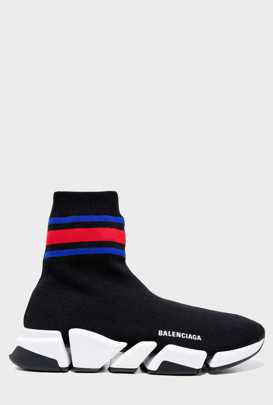 Speed 2.0 Sneaker Black