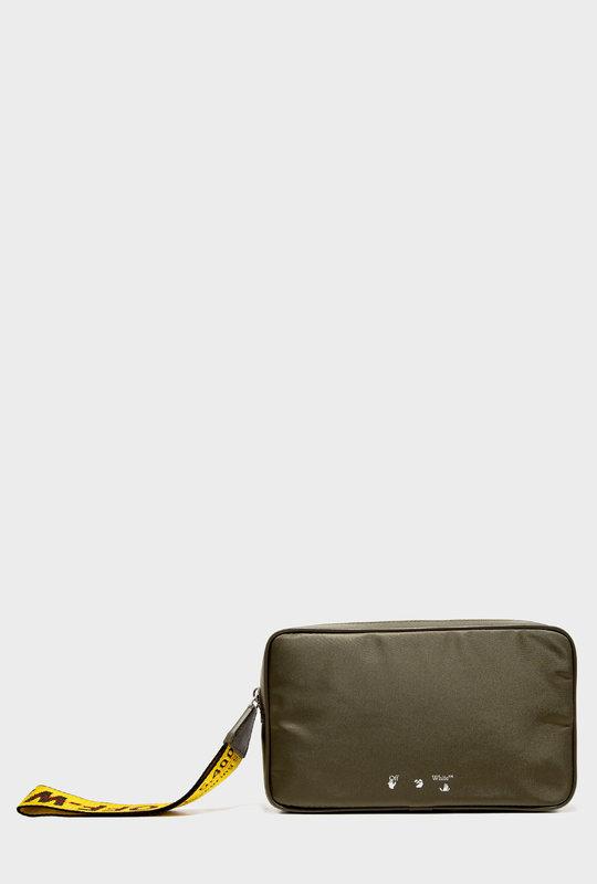 Bag In Green Black