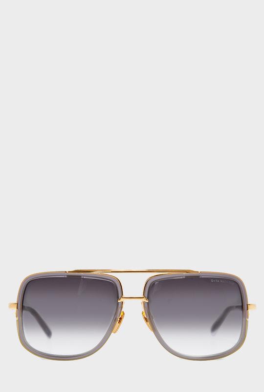 Mach One Gold Grey  Sunglasses
