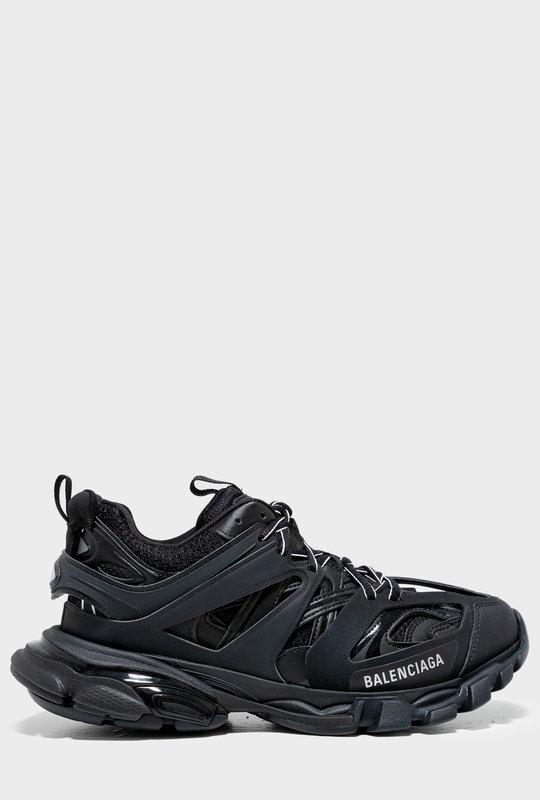 Track Sneakers Black
