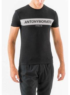 Antony Morato Logo Shirt Black