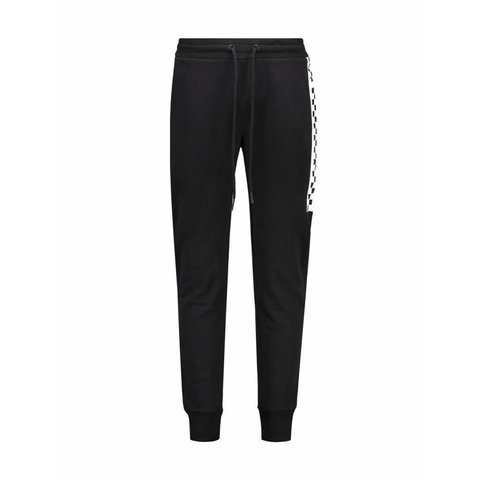 Black Stripe Jogger