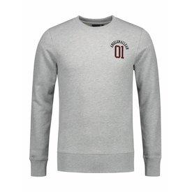Angel&Maclean Grey LA City Sweater