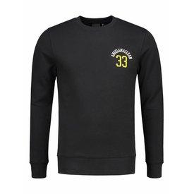 Angel&Maclean Black Paris City Sweater