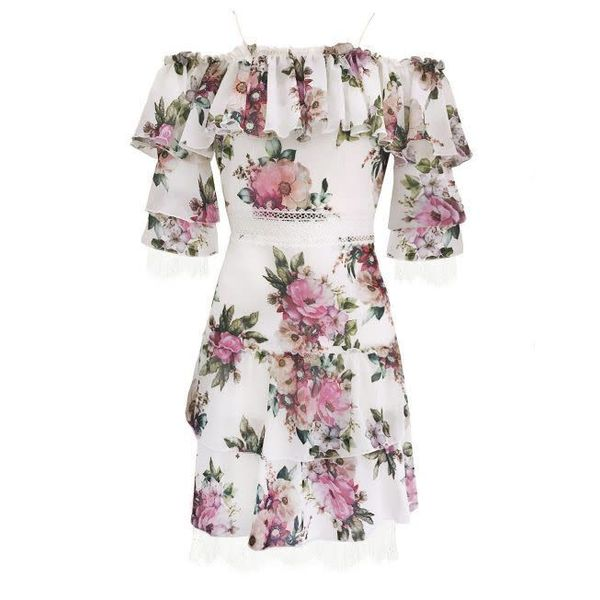 Goldie Estelle Maud Flower Dress