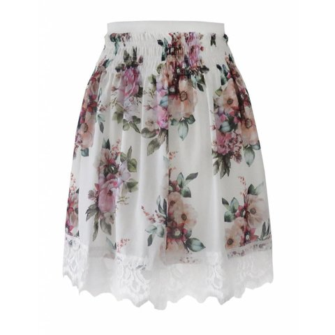 Zoë Flower Skirt