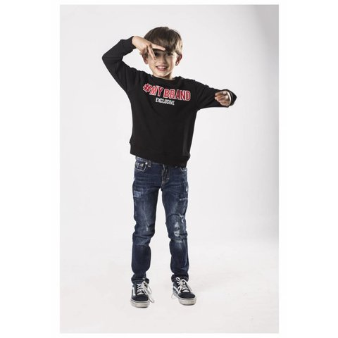 Hashtag Logo Sweater (Boys)
