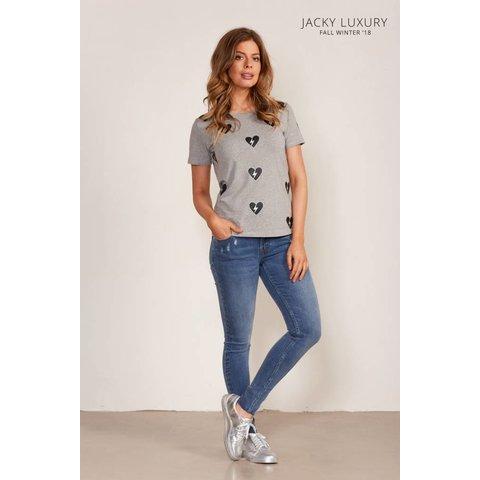Jacky Luxury T-Shirt Broken Hearts