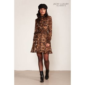Jacky Luxury Skirt Print Leopard