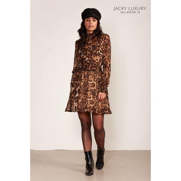 Jacky Luxury Skirt Print Leopard