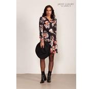 Jacky Luxury Blouse Basic Print Flower