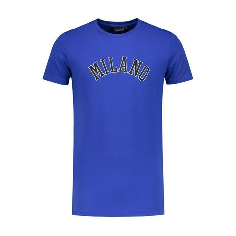 Blue Milano City T-shirt