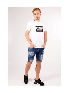My Brand Square T-Shirt