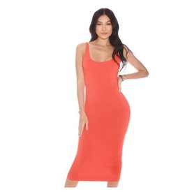 La Sisters La sisters Basic Scoop Midi Dress