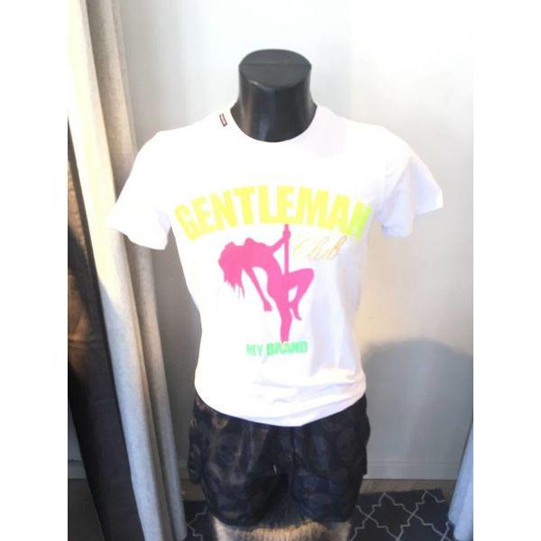 My Brand My Brand Shirt Gentleman Club