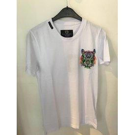 My Brand Neon Logo Tiger Shirt