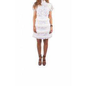 Royal Temptation Skirt Isabel White