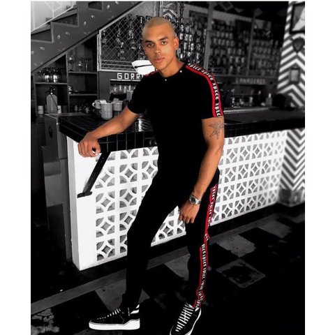Trackpants Black