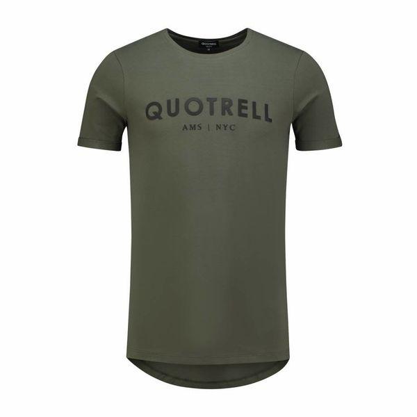 Quotrell Tee White / Black