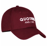 Quotrell BRAND CAP BORDEAUX